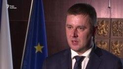Це – перший візит міністра закордонних справ Чехії з часів Майдану, для нас це також і важлива символічна справа