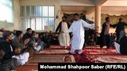 استفاده از موسیقی برای درمان معتادان مواد مخدر در ولایت هرات