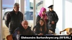 Собрание «Крымской солидарности» в Судаке в январе 2018 года