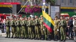 В Украине отмечают 26-ю годовщину Независимости