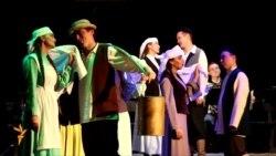 """Фәрит Мөхәммәтшин: """"Милли театрлар безне тарихыбызга алып кайта"""""""