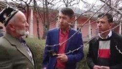 Настроение жителей на кыргызско-таджикской границе