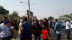 کارگران بخشهای مختلف ایران در روزهای شنبه و یکشنبه دست به اعتصاب زدند