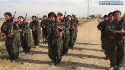 Світ у відео: Жінки на півночі Сирії готові обороняти свої міста від ісламістів