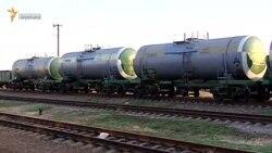 Тупик кримської залізниці