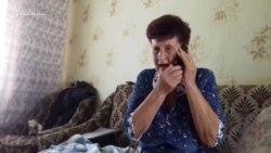 «Я его дождалась»: мама Олега Сенцова о возвращении сына (видео)
