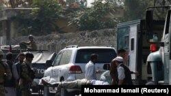 کابل کې د یوې چاودنې پر مهال وژل شوی کس