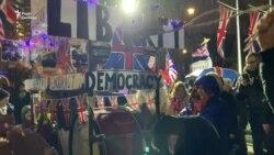 Прихильники «Брекзиту» радіють на вулицях Лондона – відео