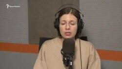 Екатерина Есипенко – о работе и судьбе задержанного в Крыму мужа-журналиста (видео)
