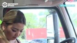 Минара-дальнобойщица: американские дороги девушки из Кыргызстана