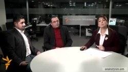 «Ազատություն TV» լրատվական կենտրոն, 17 հունվարի, 2014