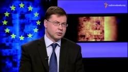 ЄС не може ухвалювати рішення щодо відключення Росії від SWIFT – єврокомісар