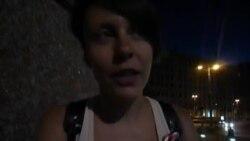 Акцыя памяці Міхася Жызьнеўскага ў Кіеве, 4 жніўня