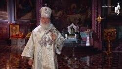 Патриарх Кирилл: поздравление с Пасхой