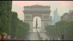 Британці святкують перемогу Кріса Фрума на «Тур де Франс»