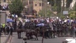 Jerusalem: Përleshje pas lutjeve të së premtes