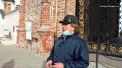 В Казани вспомнили защитников города в 1552 году