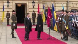 «Слава Україні!» – Реджеп Ердоган привітався з почесною вартою