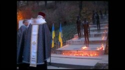 Вшанування пам'яті жертв Голодомору у Празі
