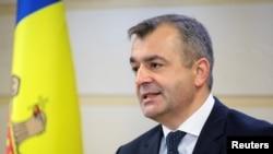 Premierul demisionar Ion Chicu (arhiva)