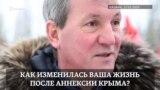 Что думают об аннексии Крыма казанцы?