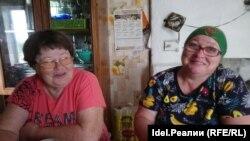 Муза Воробьева и Лада Харина