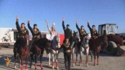 Кыргыз цирки Германияны багындырууда