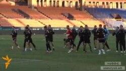 Հավաքականը «կազմուպատրաստ է» Իտալիայի հետ խաղի համար