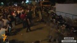 Ոստիկանությունը «Սասնա ծռերի» աջակիցների ցույցերը ցրելու համար 74 հատուկ նռնակ է կիրառել