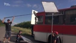 «Ворошиловград» Сергія Жадана екранізують на Луганщині (відео)