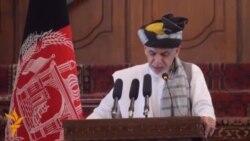 Ghani talibanëve: Angazhohuni për paqe!