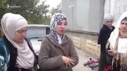 Одного из задержанных крымских татар избили – родственники (видео)