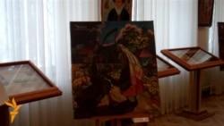Картини «українського Ван Гога» оселили у музеї Шевченка