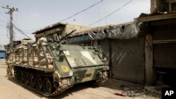 Pakistani security forces carried out a massive military operation in the region in June 2014 and claimed that the TTP had been eradicated.
