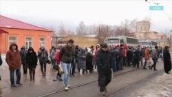 Азия: большинство мигрантов работают в России нелегально