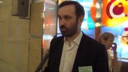 Илья Пономарев о Михаиле Ходорковском