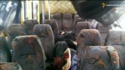 У результаті обстрілу з «Граду» біля Волновахи 12 людей убито