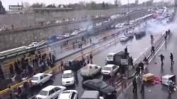 ايران کې ۱۴۳ مظاهرچيان وژل شوي