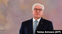 فرانک والتر شتاین مایر رئیس جمهور جرمنی