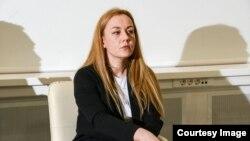 "Cтарший юрист ""Центра защиты прав СМИ"" Светлана Кузеванова"