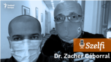The guest of the podcast series Szelfi is Gabor Zacher.