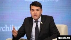 Қонунчилик палатаси депутати Расул Кушербаев