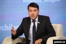 Расул Кушербаев