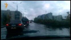 20 сентября 2013 года. Комсомольск-на-Амуре