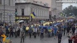 Народне віче в Харкові: закінчуємо «русскую весну»!