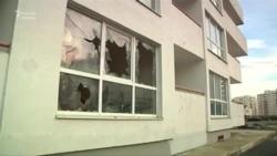 Soçidə Olimpiya kəndinin binaları dağılır
