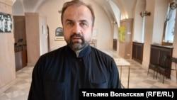 Протоиерей Александр Сорокин, настоятель собора Феодоровской иконы Божией Матери