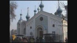 Праздник Рождества Христова в Бишкеке