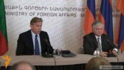ԵՄ ասոցացման գործընթացում «Հայաստանը առաջատար է»
