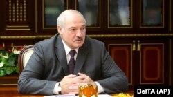 الکساندر لوکاشنکو، رهبر بلاروس